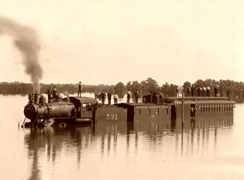 Steam Engines In Water 10