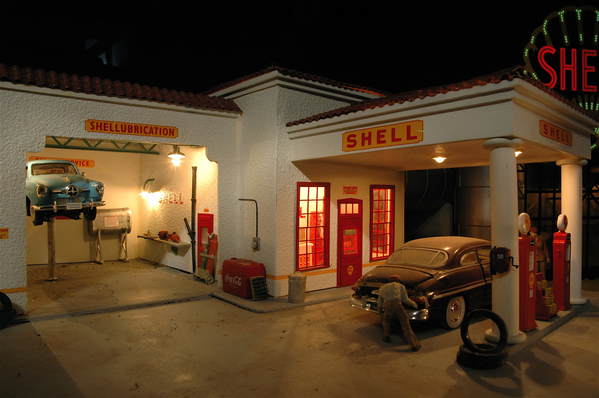 Shell Newest