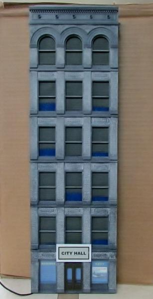 City Hall [6)