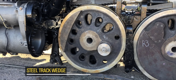 5 Steel Track Wedge