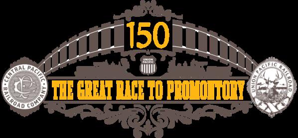 Big Boy Logo Great Race to Promontory