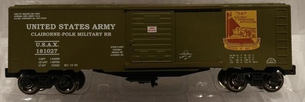 96431 ARMY emery