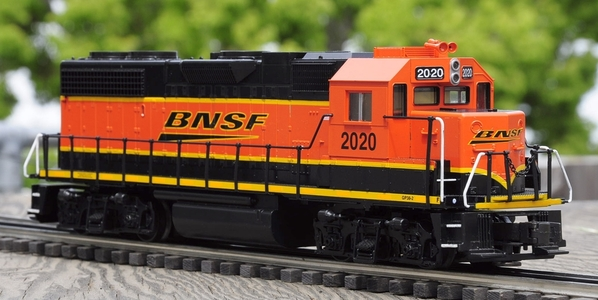 Weaver Custom BNSF GP38