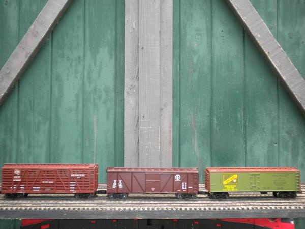 Weaver rollingstock 001