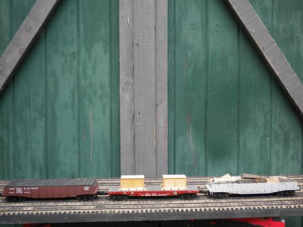 Weaver rollingstock 012
