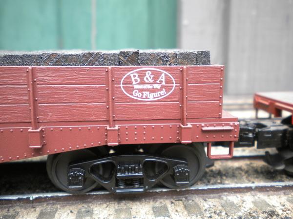 Weaver rollingstock 013