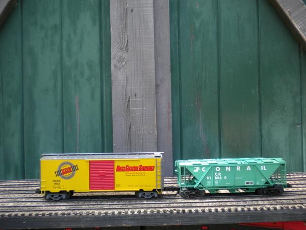 Weaver rollingstock 019