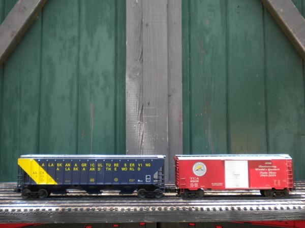 Weaver rollingstock 023