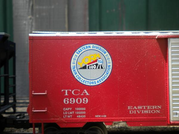 Weaver rollingstock 024