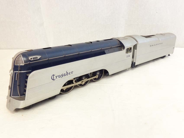Weaver G1089-LP # 118 Reading Crusader - Sample PhotoB