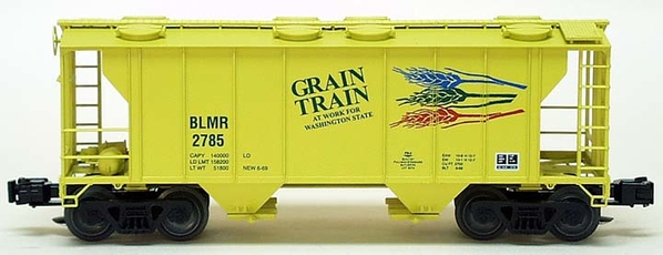GRAIN TRAIN cr023