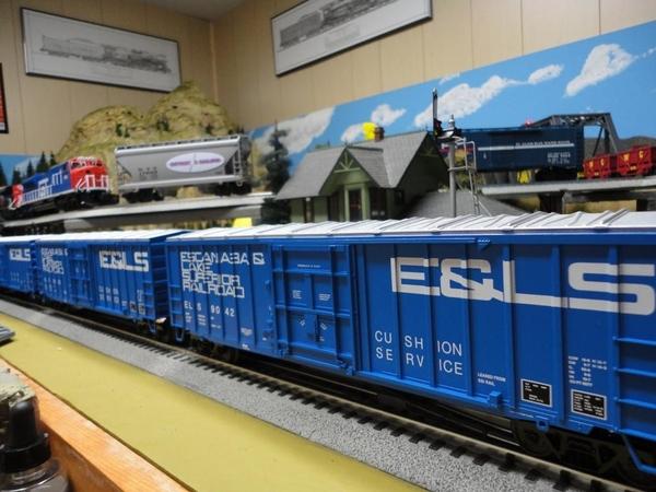 ELS boxcar
