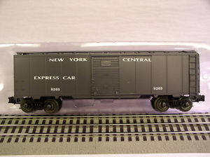 Weaver NYC Express Car # 9203, Pullman Green - ACTUAL PHOTO