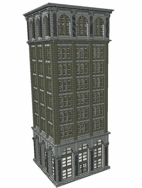 CS-08 Midtown Building 1