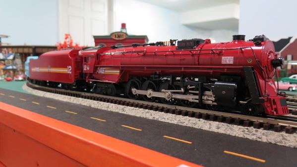 MTH 3058 Fire Engine 01