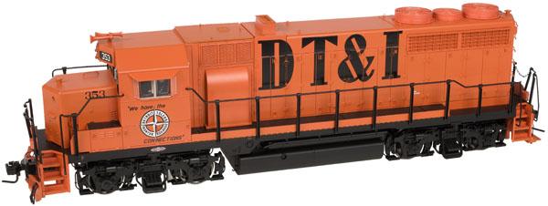 DT&I GP35 Atlas O