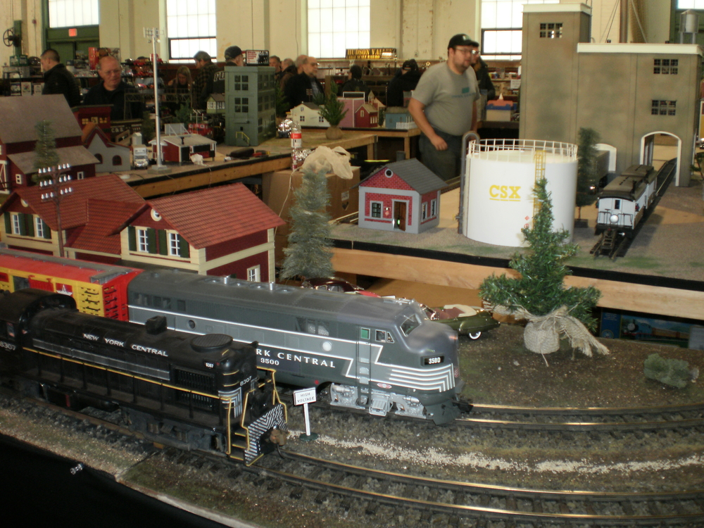 Image result for kingston train show