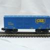 CSX 027 box car