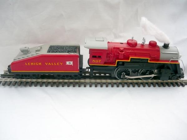 Lehigh Valley 2-4-0 steamer