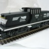 Norfolk Southern Center Cab switcher