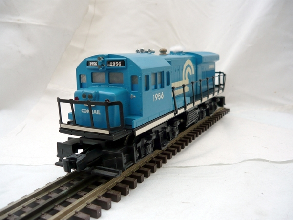 027-ized modern motive power 1956