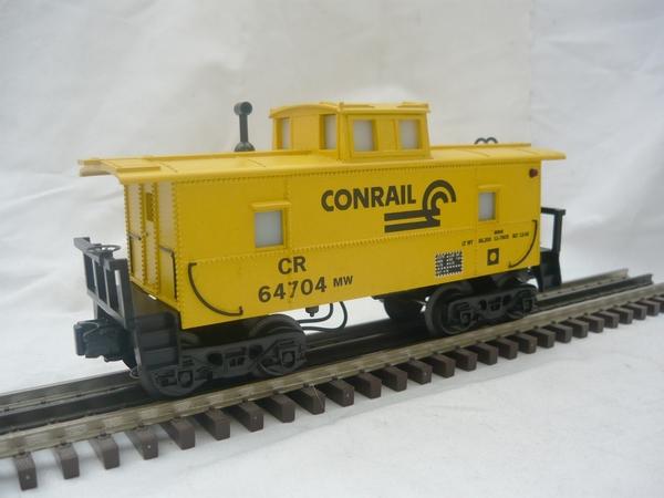 Conrail MOW caboose