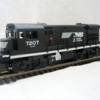 NS 027 modern motive power