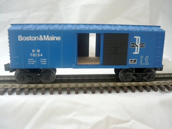 Boston & Maine 5000 series K-Line box car