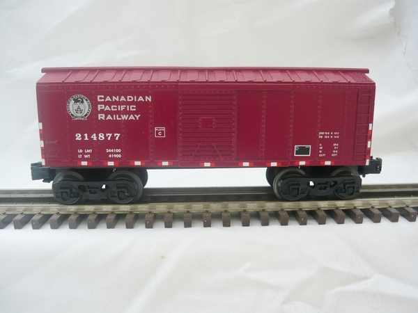 CPR Marx Box Car
