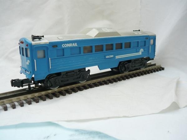 RMT Conrail Budd Car