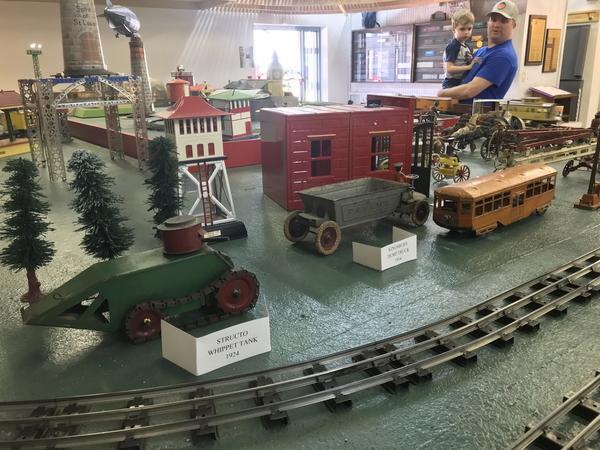 Tucson toy train museum 2