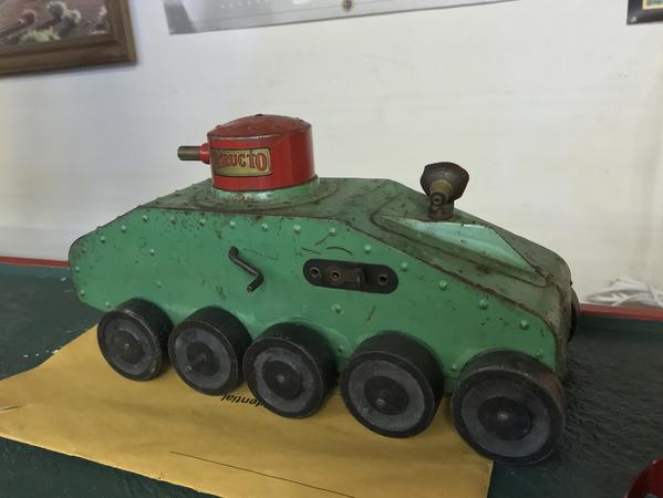 Tucson toy train museum 3