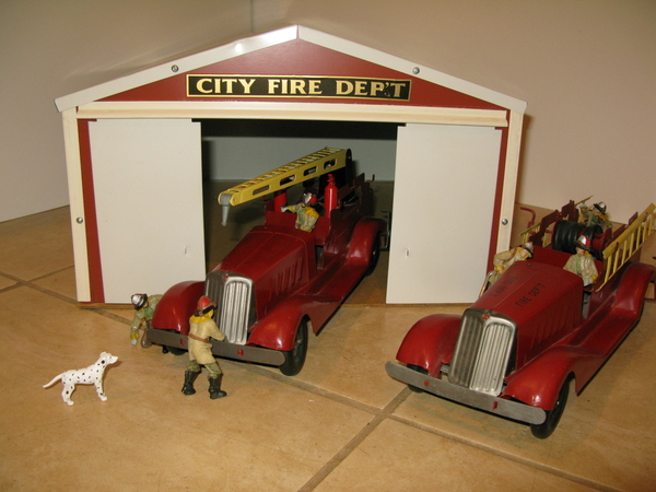 City Fire Dep't