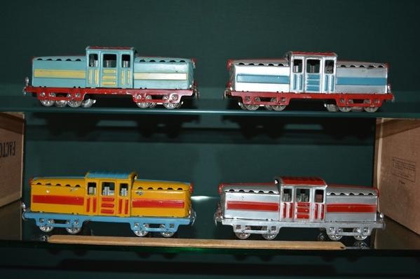 A-M-L trolley X 4