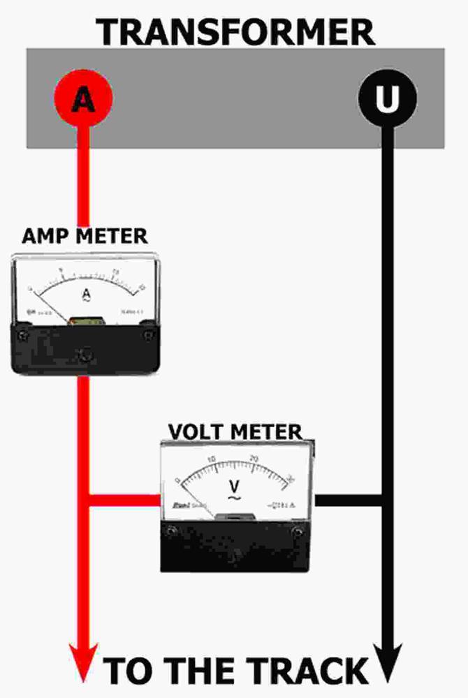Voltmeter Hookup