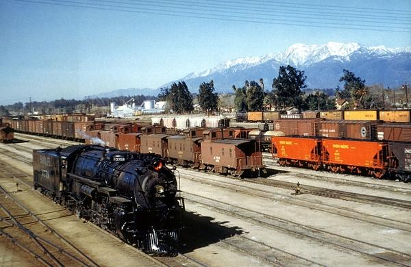 SantaFe Steam & Cabooses