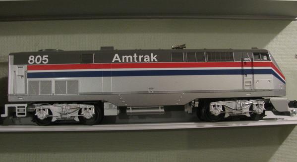 Amtrak RK Genesis