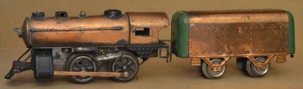 Hafner - copper 1110 & type III tender