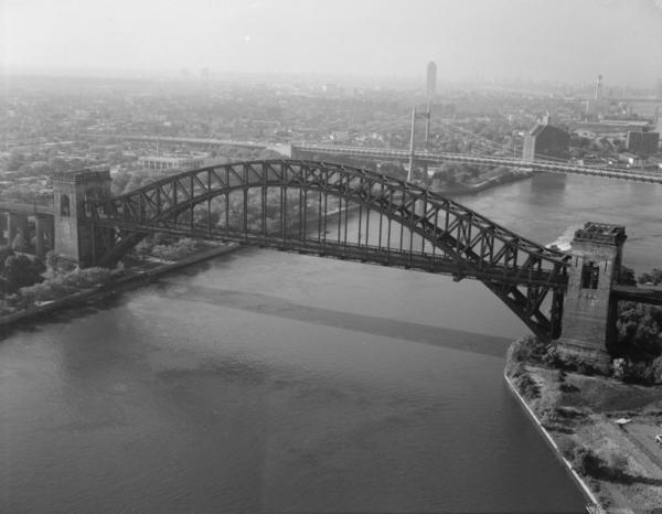 Hell Gate Bridge Times article