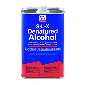 Any alternative for Denatured Alcohol? (Track Cleaning) | O