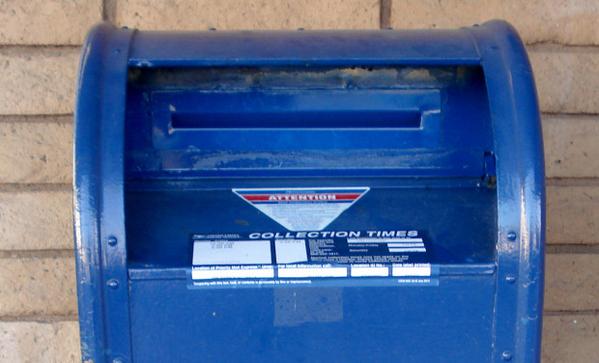 blue po boxes