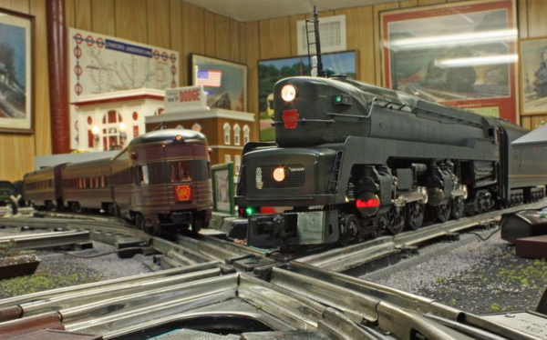 PRR ROW T-1 at the Crossing