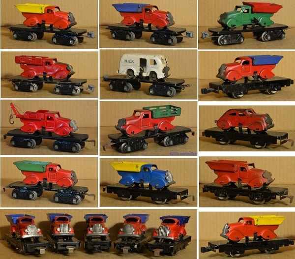 Marx truck flat comp