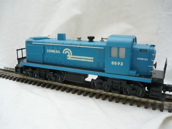 Custom RS3 on K-Line MP-15 frame