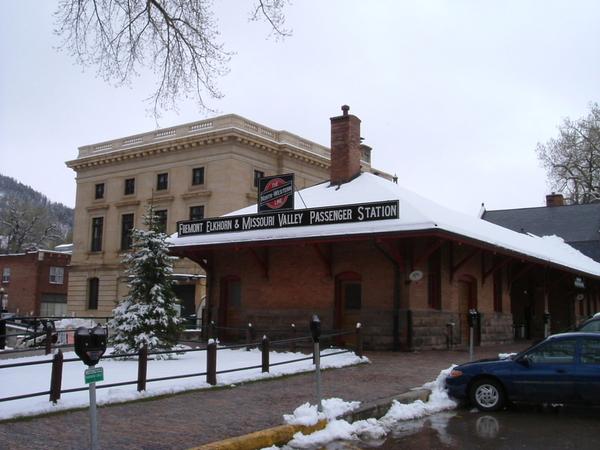 C&NW train station #3