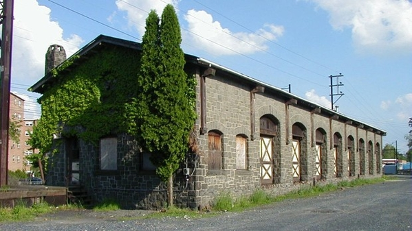 Train Depot today