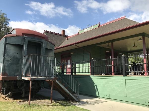 Escondido Santa Fe Station1