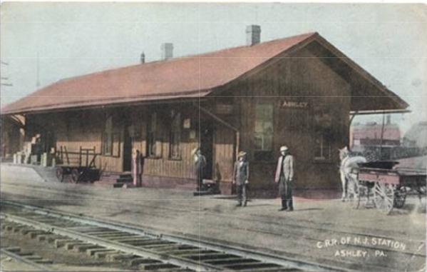ashley station
