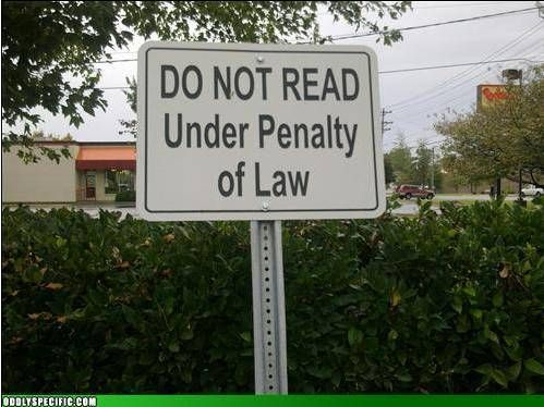 d9064fe4811980472429cae90f9c1f59--penalty-funny-road-signs