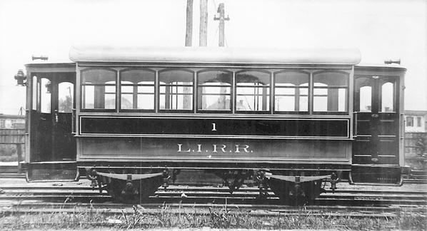 LIRR Battery Car #1